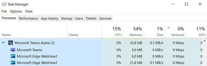 Microsoft Teams Versi PWA