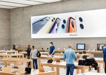 Pangsa Pasar Apple Ungguli Samsung