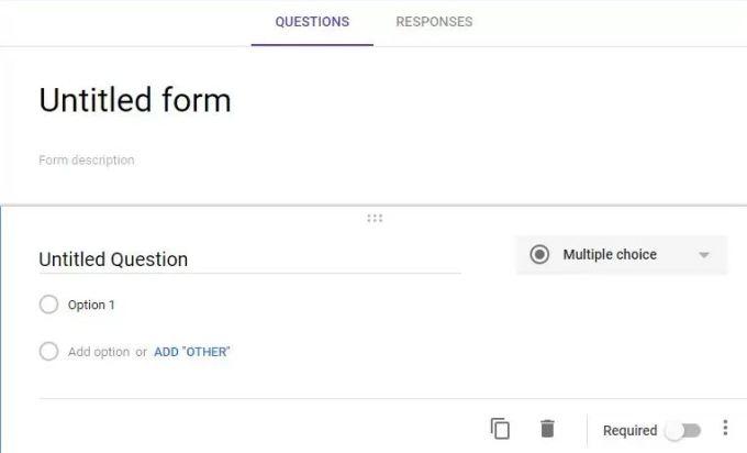 Pengertian Google Form