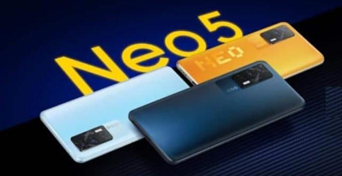 Smartphone Gaming Murah Vivo iQOO Neo 5