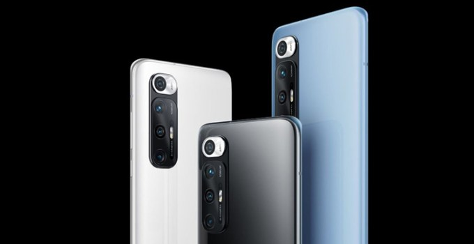 Smartphone Xiaomi Mi 10S