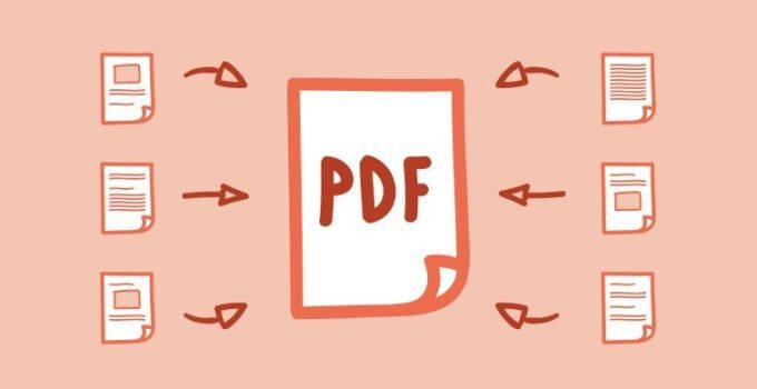 Cara Menggabungkan File PDF Offline