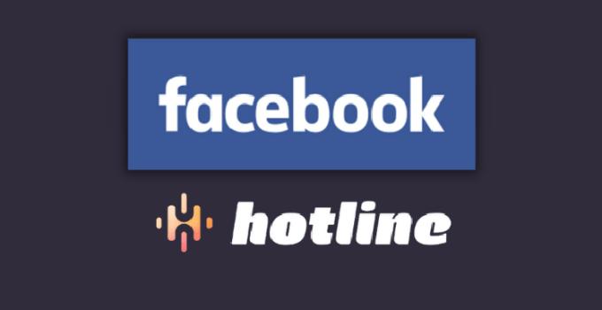 Hotline, Platform Baru Facebook Pesaing Clubhouse