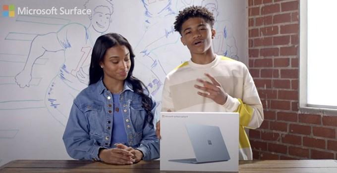 Microsoft Kembali Ejek Apple di Video Iklan Surface Laptop 4 Terbaru
