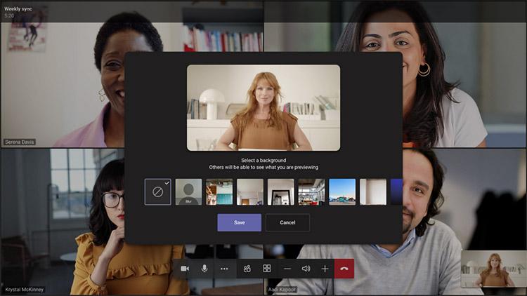 Microsoft Teams Windows 10 Akhirnya Dapatkan Fitur Dynamic View