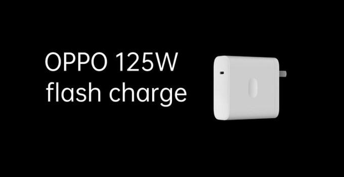 Oppo, OnePlus dan Realme Akan Perkenalkan Teknologi Pengisian Cepat 125W Tahun Ini