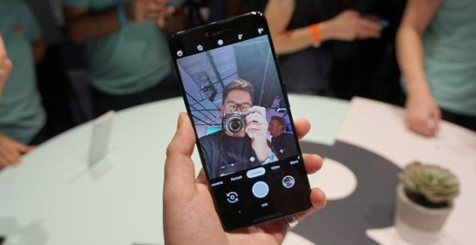 Google Ajukan Paten Teknologi Kamera Depan Bawah Layar