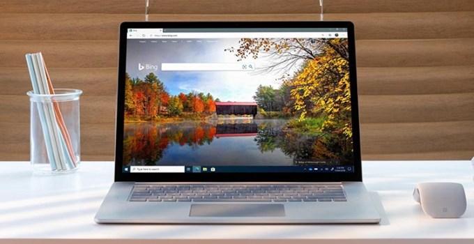 Microsoft Edge Dapatkan Fitur Pencarian Gambar Bing di Konteks Menu