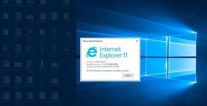 Mulai Tahun Depan, Internet Explorer Benar-Benar Akan Menghilang