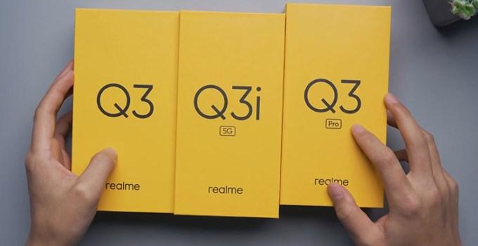Realme Q3 Pro Mungkin Akan Dijual Di Pasar Global Dengan Nama Lain