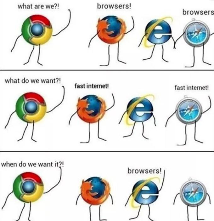 Meme Internet Explorer