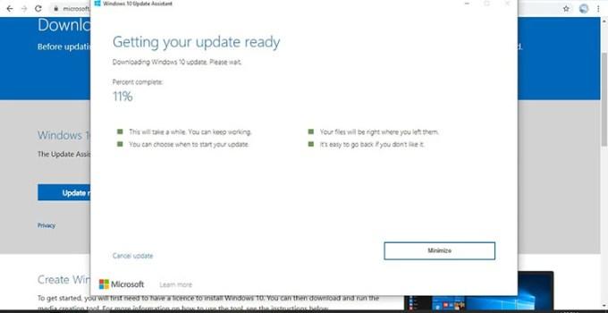 Microsoft Rilis Kembali Pembaruan KB4023057 ke Windows 10