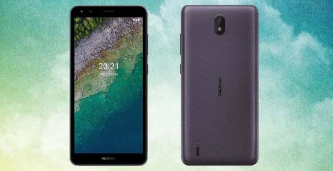 Nokia Luncurkan Smartphone Murah C01 Plus Dengan Android 11 Go