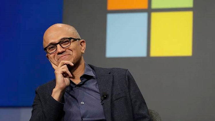 Satya Nadella Ditunjuk Menjadi Chairman Microsoft