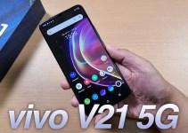 Vivo Pamerkan V21 5G, Dijadwalkan Rilis Minggu Depan