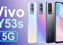 Vivo Y53s 5G Dirilis Dengan Dual Kamera dan Refresh Rate 90Hz