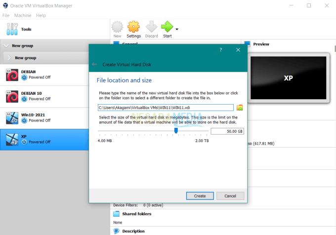 Cara Menginstall Windows 11 di VirtualBox