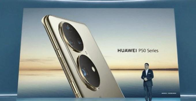 Huawei P50 Akan Diluncurkan Dengan Fitur Eksklusif Harmony OS