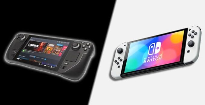Membandingkan Steam Deck Dengan Nintendo Switch