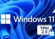 Mengenal Persyaratan Yang Membingungkan di Windows 11, UEFI TPM CPU Dll
