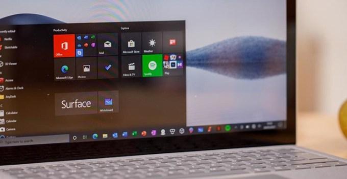 Microsoft Rilis Pembaruan Pratinjau Windows 10 21H2