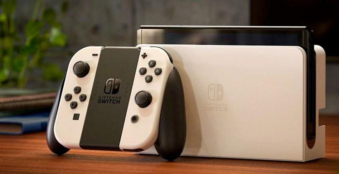 Model Baru Nintendo Switch OLED, Rilis 8 Oktober Seharga 5 Jutaan