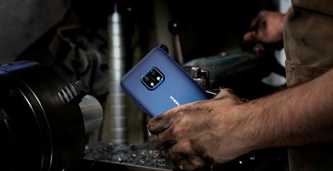 Nokia XR20 Wujudkan Mitos Smartphone Kuat Tahan Banting