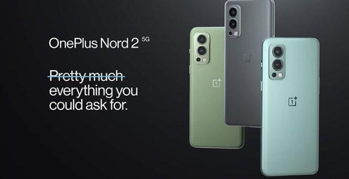 OnePlus Ungkap Kapasitas Baterai dan Pengisian Cepat Nord 2
