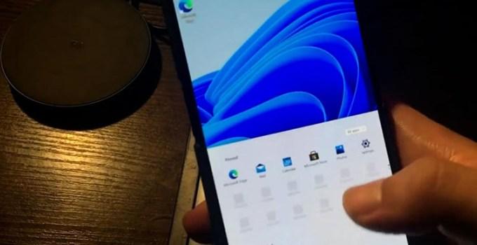 Smartphone Xiaomi dan OnePlus Mampu Jalankan Windows 11