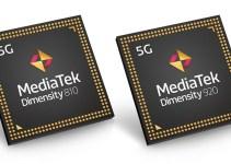 Chipset MediaTek Dimensity 810 dan 920 Bawa Kekuatan Baru di Kelas Menengah