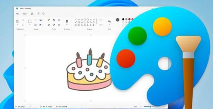 Di Windows 11, Aplikasi Paint Dapat Rombakan Besar