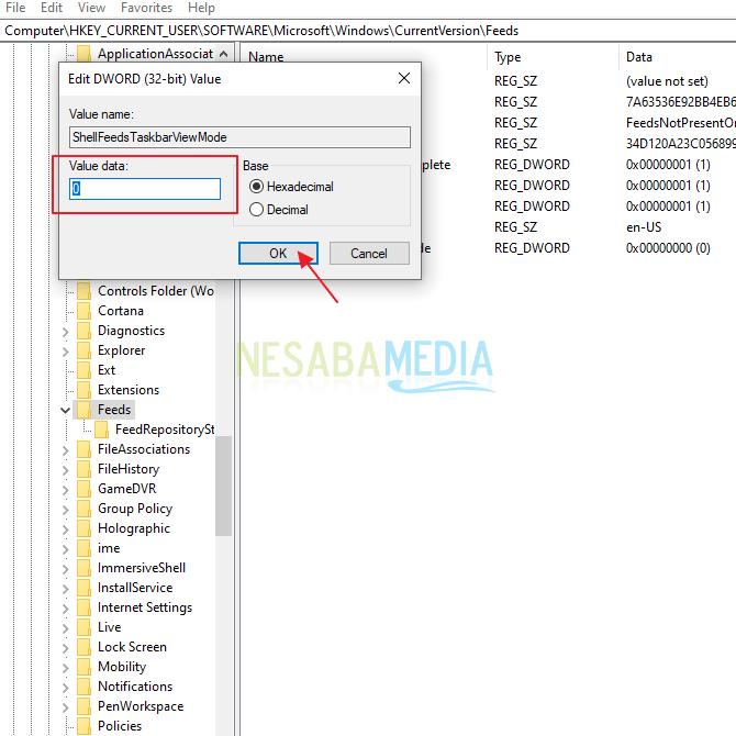 Cara Menonaktifkan News & Interest di Taskbar Windows 10