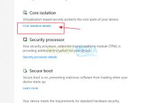 Cara Enable dan Disable Core Isolation Memory Integrity di Windows 10