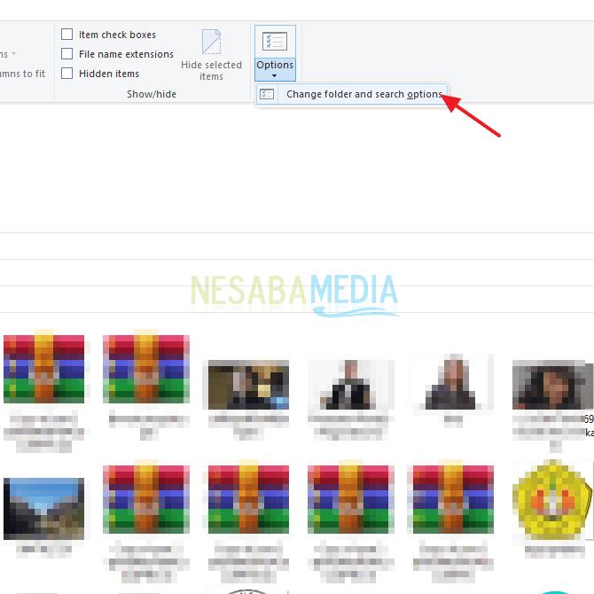 Cara Mengaktifkan Preview dan Thumbnail di Windows 10