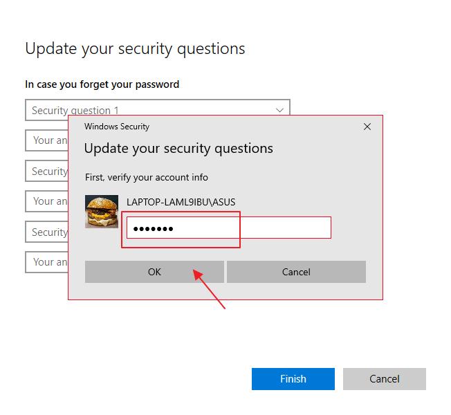 Cara Menambahkan Password pada Windows 10