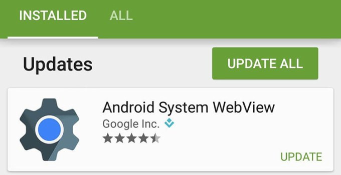 Mengenal Android System WebView, Komponen Vital Android