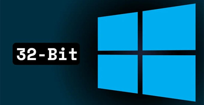 Microsoft Hentikan Distribusi Windows 10 32-Bit ke OEM