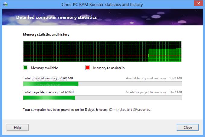 Pengertian Chris-PC RAM Booster