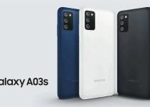 Samsung Galaxy A03s Resmi Diluncurkan Dengan Harga 2 Jutaan