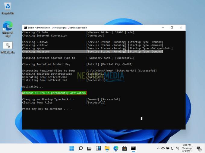 cara aktivasi windows 11 - Nesabamedia 12