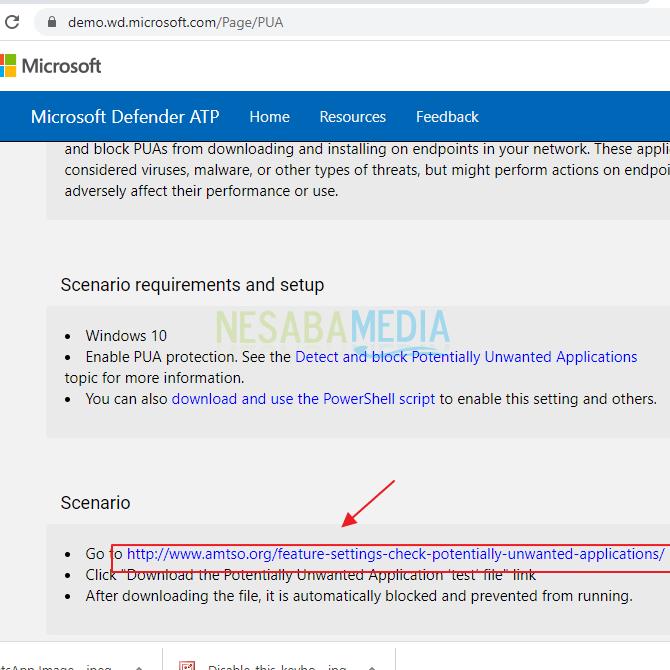 Cara Mengaktifkan PUA Protection pada Windows Defender