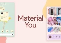 Material You, Bahasa Desain Baru di Android 12