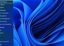 Mengenal Menu WinX di Windows 11