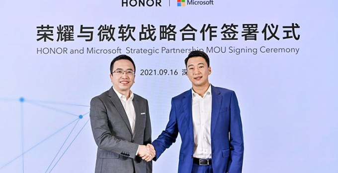 Microsoft Gandeng Honor, Hadirkan Laptop Pertama Dengan Windows 11