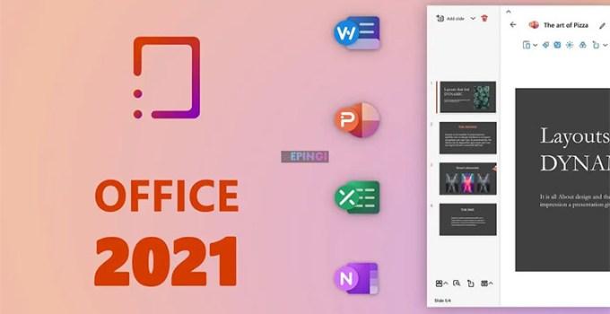 Microsoft Office 2021 Diluncurkan Bersamaan Dengan Windows 11