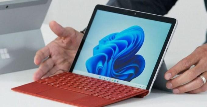 Microsoft Surface Go 3, Tanggal Rilis, Fitur dan Spesifikasi