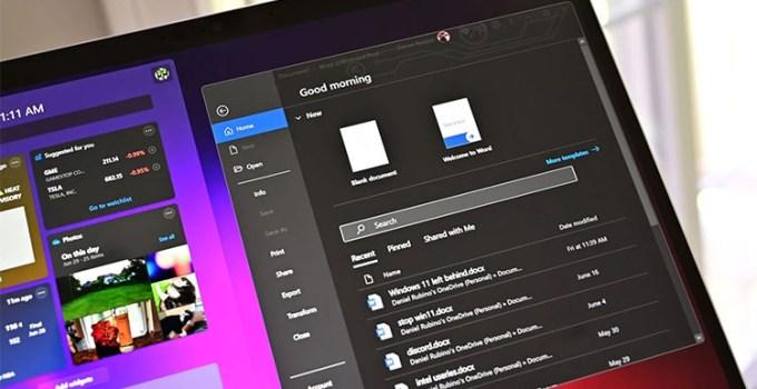 Perombakan Microsoft Office Untuk Windows 11