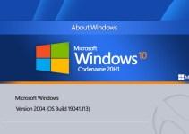 Windows 10 2004 Capai Masa Akhir Layanan Desember Ini