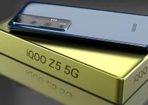 iQOO Z5 Gunakan Baterai Berkapasitas 5,000mAh