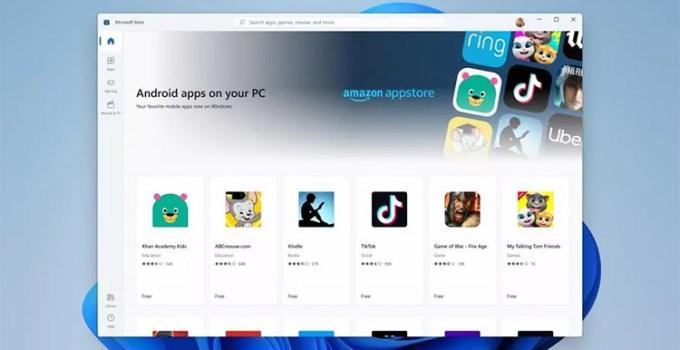 Dukungan Aplikasi Android Pasti Bakal Hadir di Windows 11, Tapi Tidak Tahu Kapan